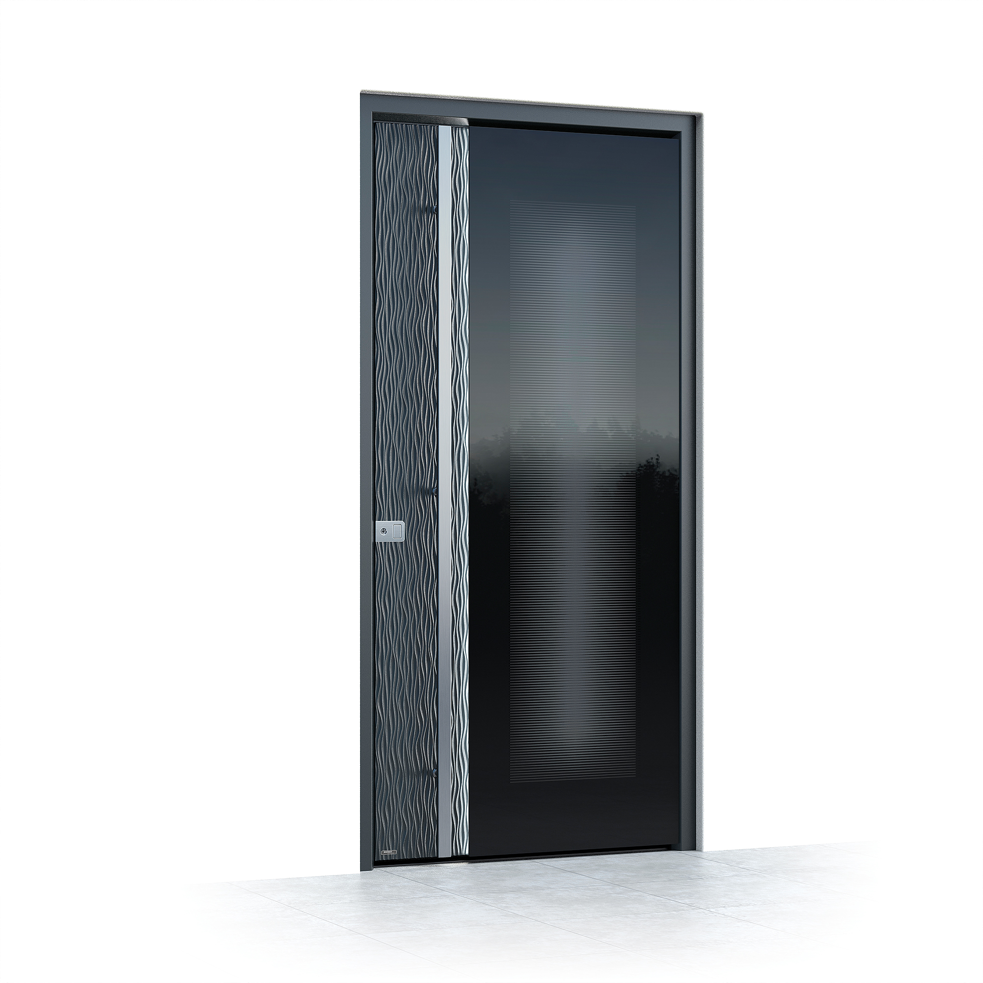 Ușă exterior Pirnar ULTIMUM MULTILEVEL 523